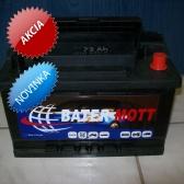 Autobatéria BaterMott 12 V; 74 Ah; 700 A