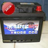Autobatéria BaterMott 12V; 50 Ah; 460 A