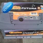 Autobatéria Centra Futura 12 V; 77 Ah; 760 A