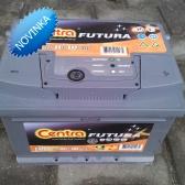 Autobatéria Centra Futura 12 V; 60 Ah; 600 A