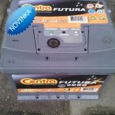 Autobatéria Centra Futura 12 V; 47 Ah; 450 A
