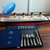 7 KS set príborov Titanic- Arthur Price