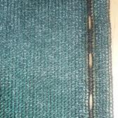 Zelená tieniaca sieť - 1,6 x 15 metrov - 91% tienivosť