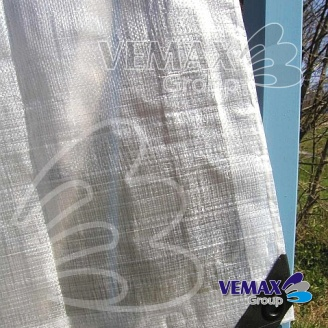 Biela krycia plachta 150g/m2-  4 x 6 metrov