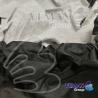 Snežný skúter XXL -čierny vysokokvalitný polyester: ( nepomenovaná fotografia )