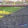 Tieniaca sieť - 2,0 x 10 metrov - 91% tienivosť-ŠEDÁ farba: ( nepomenovaná fotografia )
